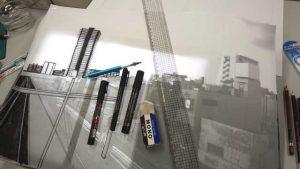 ブラスト工房 ガラス彫刻