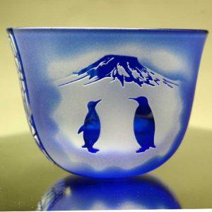 ペンギン 富士山 ブラスト工房