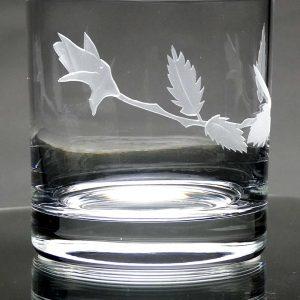 ガラス深彫り2 ブラスト工房