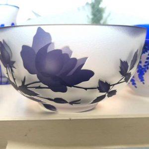 サンドブラスト・ガラス彫刻講座