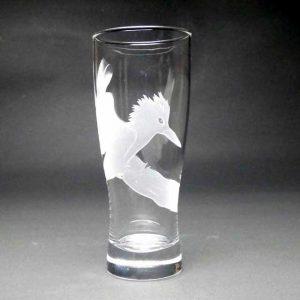 ガラス彫刻教室 ヤマセミ ブラスト工房
