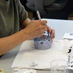 サンドブラスト ガラス彫刻教室 ブラスト工房
