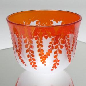 サンドブラストガラス彫刻講座 レッスン5