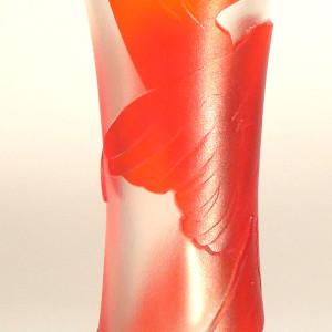 サンドブラスト 被せガラスコース11