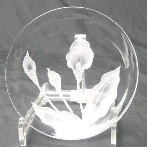 サンドブラスト ガラス彫刻講座