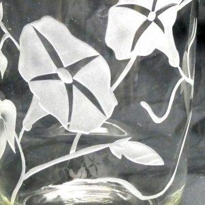 ガラス彫刻講座 レッスン9
