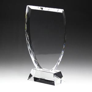 エコクリスタル ガラス表彰盾