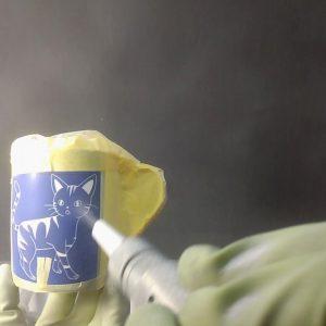 サンドブラスト マグカップ
