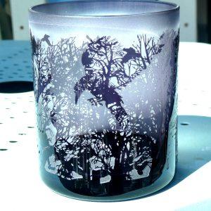 八咫烏の森 ヤタガラス