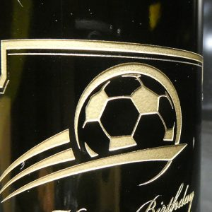 サッカーのシャンパン